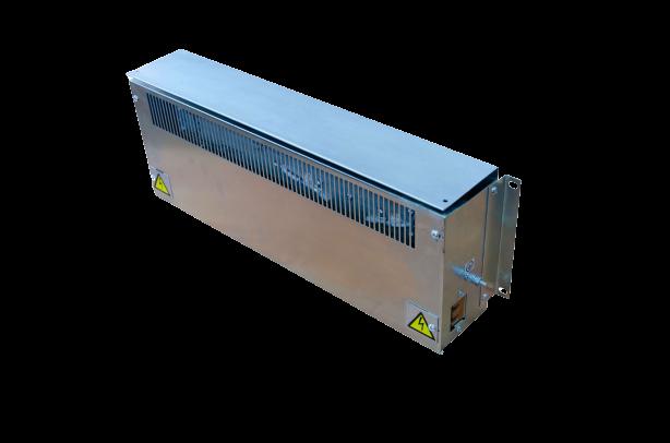 Блок обігріву салону БОС2-0,8-380К(М);  БОС2-0,8-620К(М)