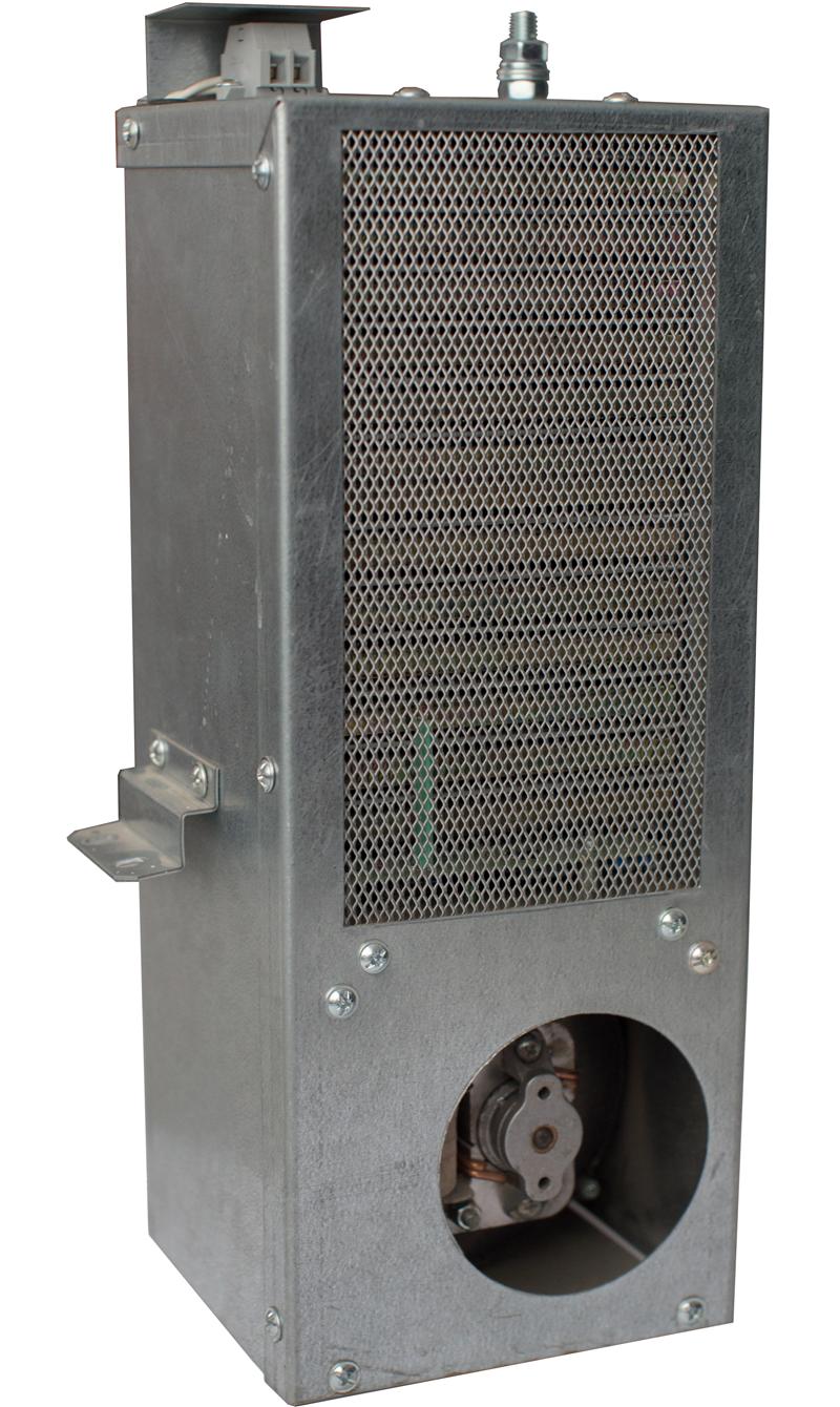 Калорифер електричний продувний КЕП2-11(М)-2,5-220
