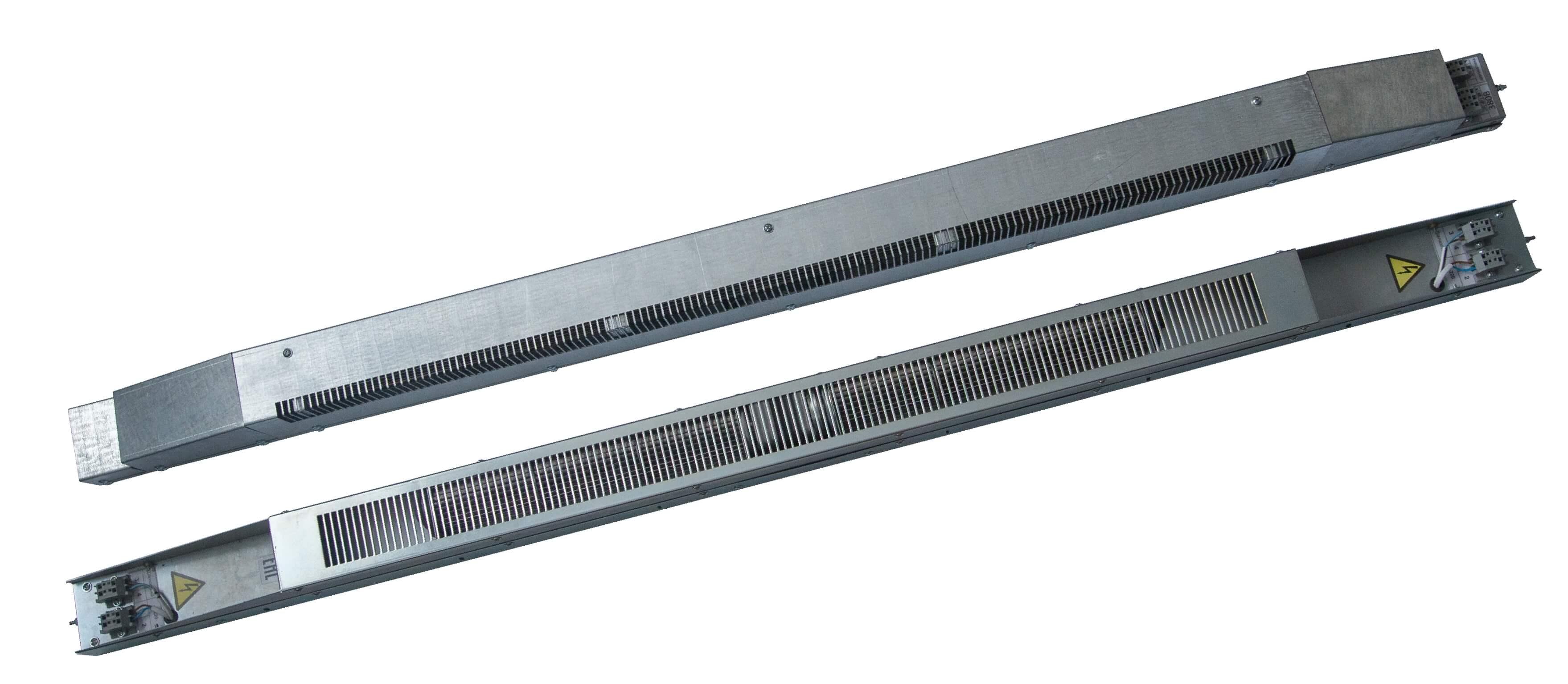Калорифер электрический продувной КЭП1-06-0,4-220; КЭП12-06-0,6-380