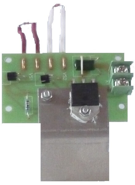 Модуль обмеження температури (МОТ)